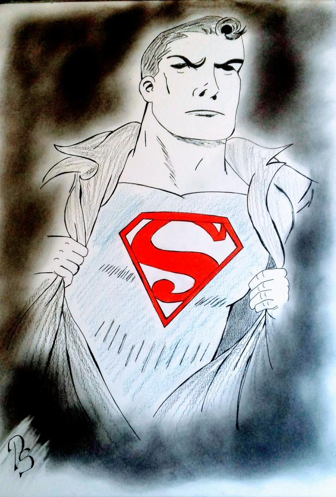 Superman par PenStilos